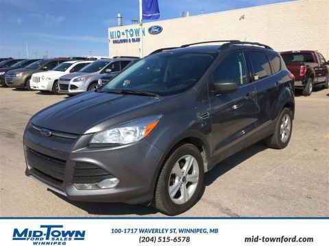 Pre-Owned 2013 Ford Escape 4WD 4dr SE Four Wheel Drive 4 Door Sport Utility