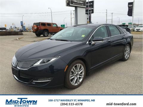 Pre-Owned 2013 Lincoln MKZ 4dr Sdn FWD Front Wheel Drive 4 Door Car