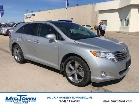 Pre-Owned 2012 Toyota Venza  All Wheel Drive 4 Door Station Wagon
