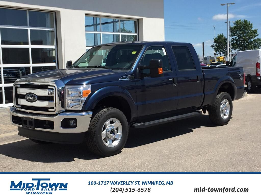 new 2016 ford super duty f 250 srw xlt 4 door pickup in. Black Bedroom Furniture Sets. Home Design Ideas